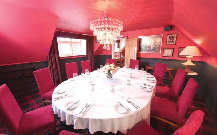 Private Dining & Parties